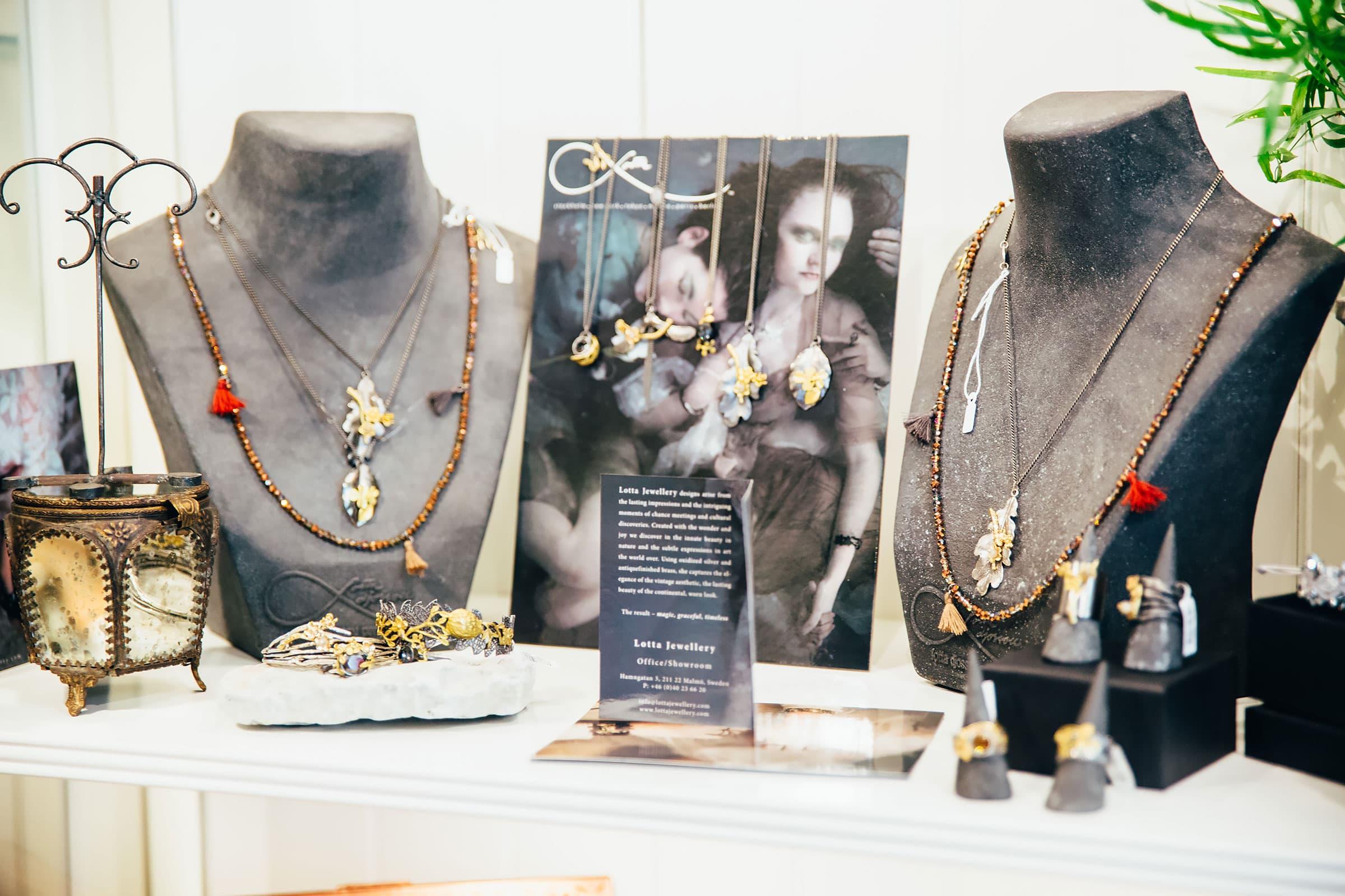 Stockholms bästa smyckesbutiker