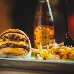 The best hamburger joints in Stockholm