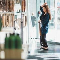 Frisörer som är bra på hårförlängning i Stockholm