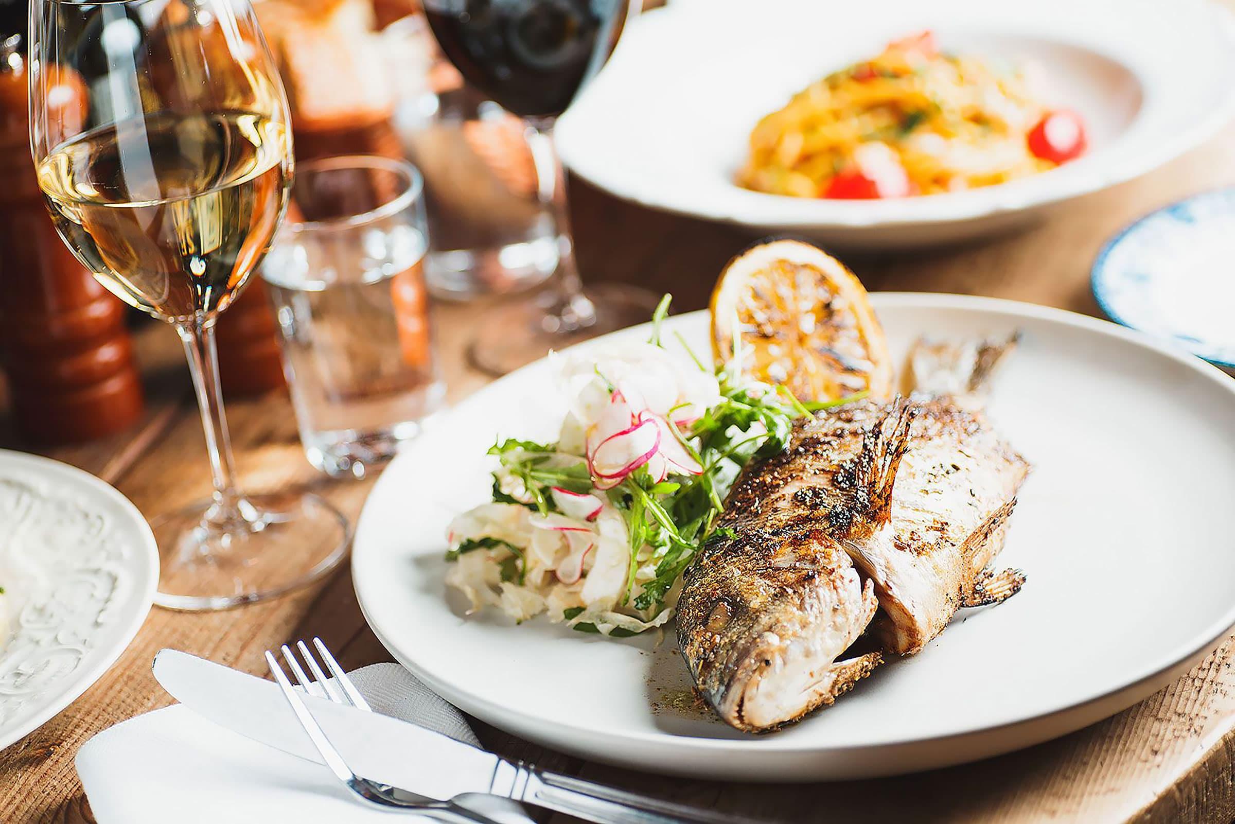 Guiden till Malmös bästa fiskrestauranger