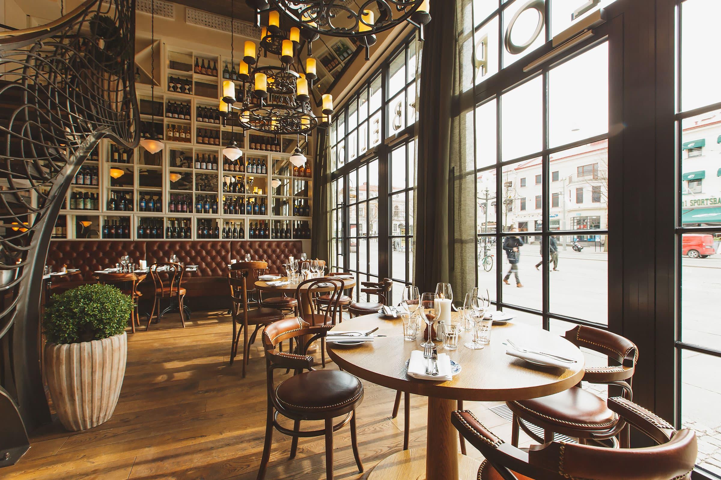 Nya restauranger i Göteborg