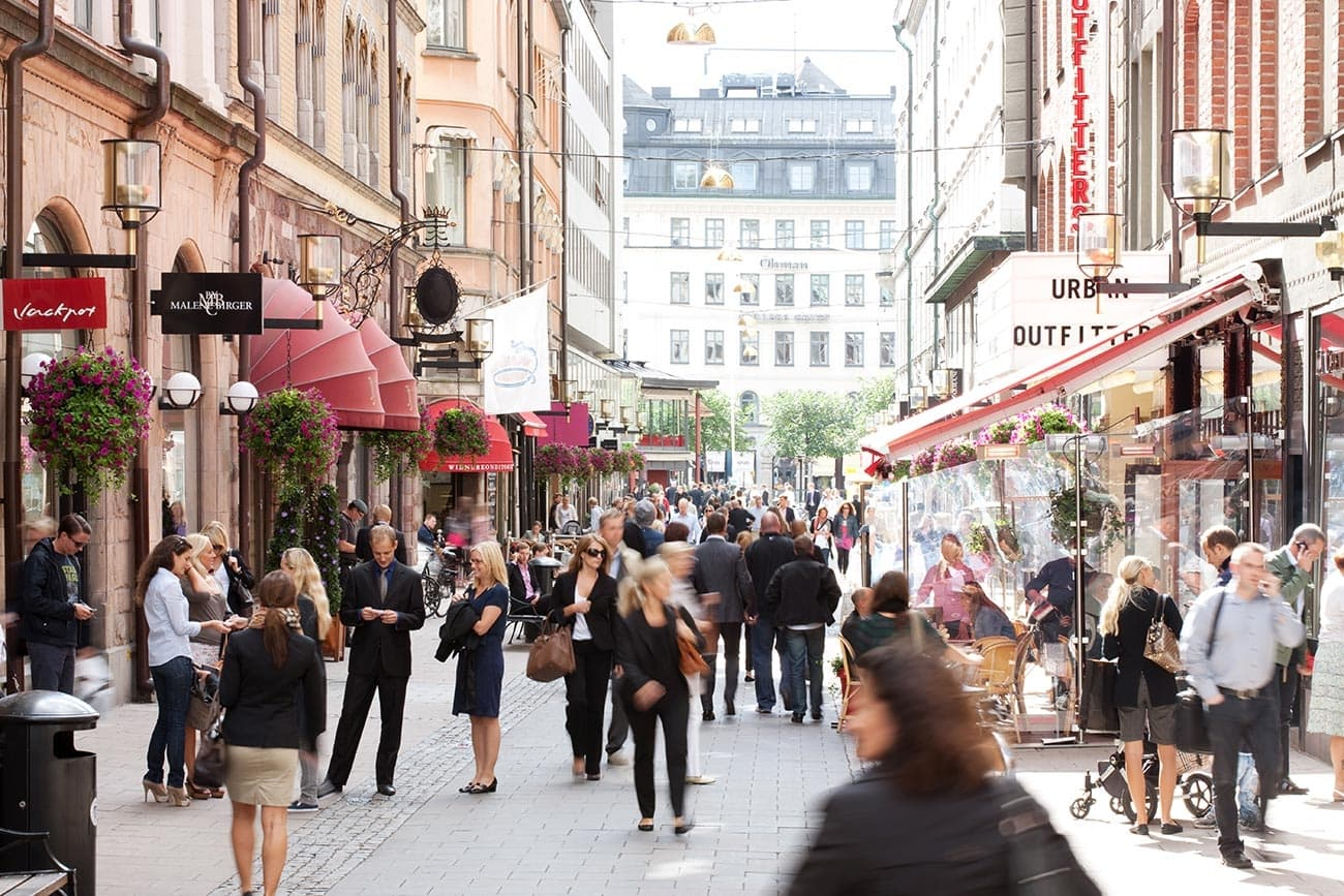 The Guide To The Best Shopping In Stockholm Shopping