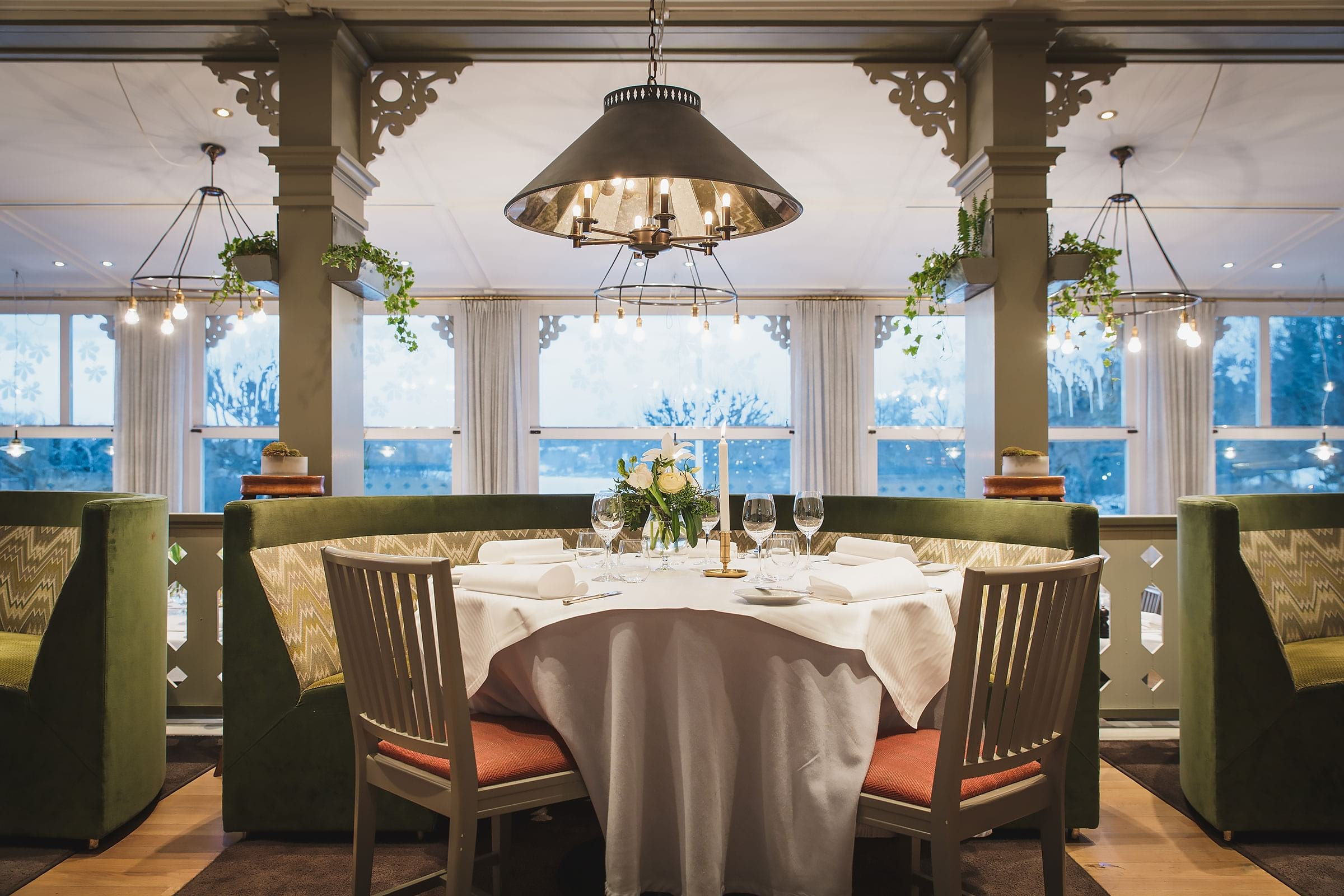 The Guide to Classic Restaurants in Stockholm