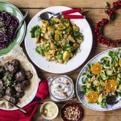 Här hittar du restauranger som är öppna på julafton i Stockholm