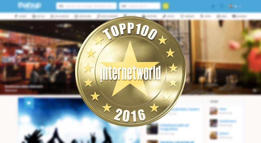 Thatsup blev Sveriges bästa livsstilssajt 2016