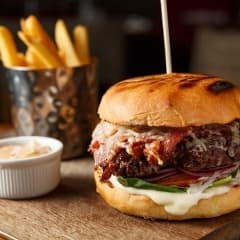 Restaurants in Stockholm with Amazing Hamburgers