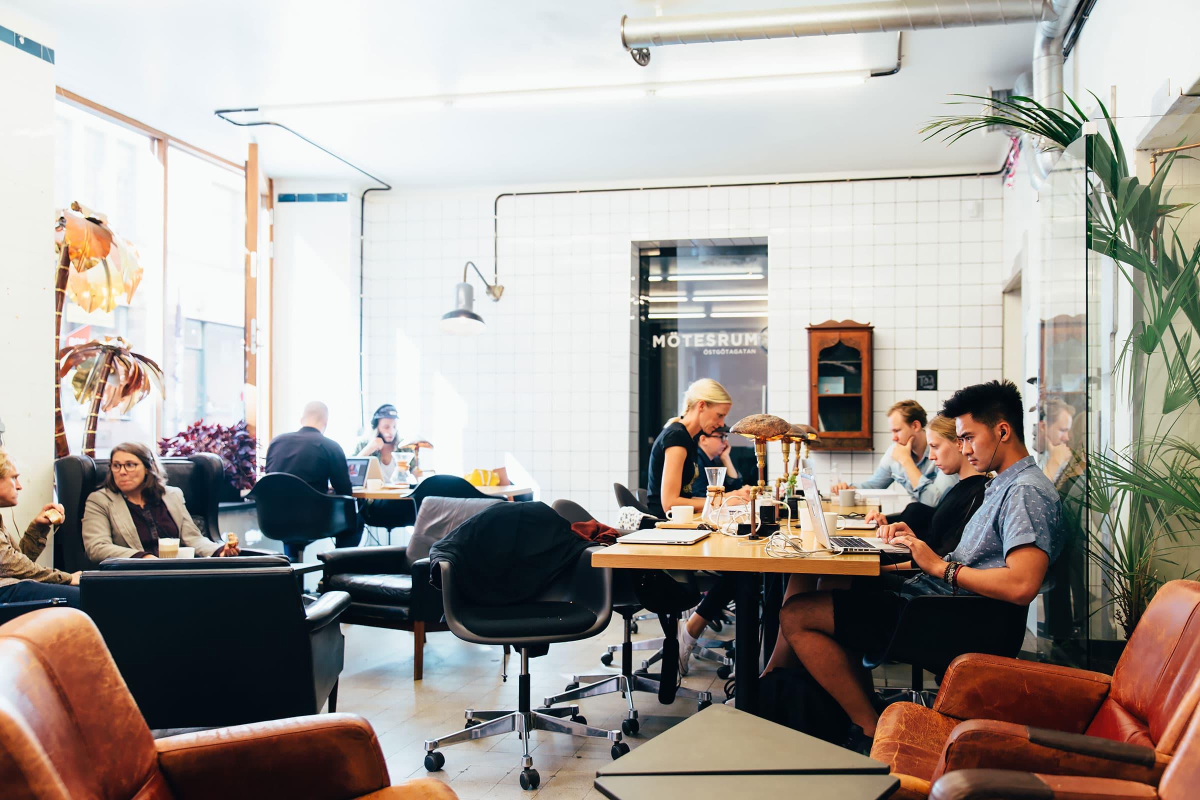 Guiden till plugg- och arbetsvänliga caféer i Göteborg