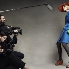 Demarchelier - legendarisk modefotograf aktuell på Fotografiska
