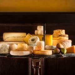 Brasserie Balzac hyllar den franska ostens mångfald