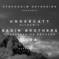 Stockholm Gathering intar Nobelberget med pop up-klubb