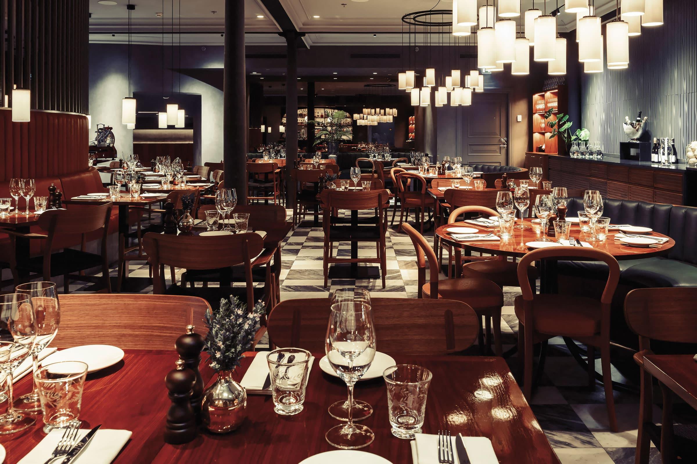 Nobis Hotel Stockholm ̦ppnar ny restaurang! РThatsup