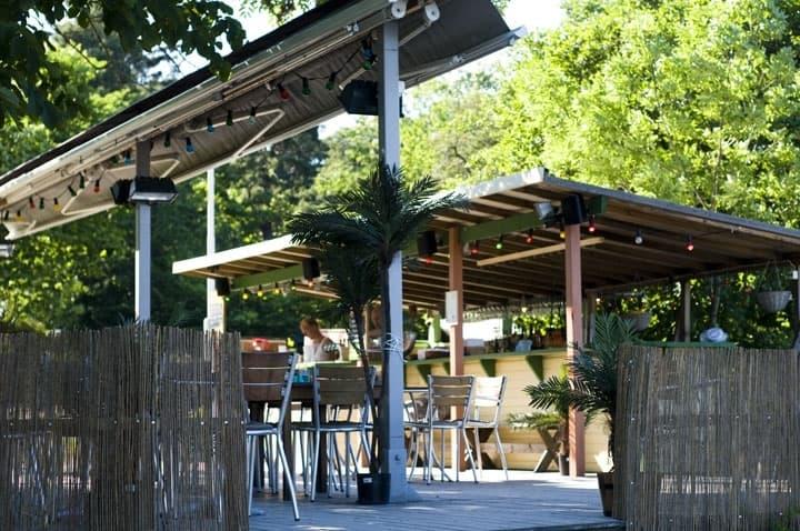 Uteservering · Bockholmen Hav & Restaurang