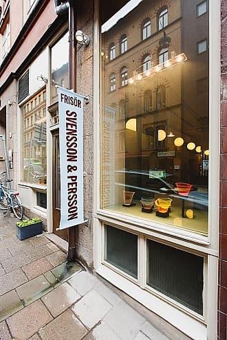 Frisörerna Svensson & Persson