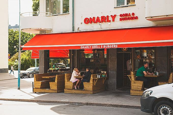 Gnarly Grill & Burgers