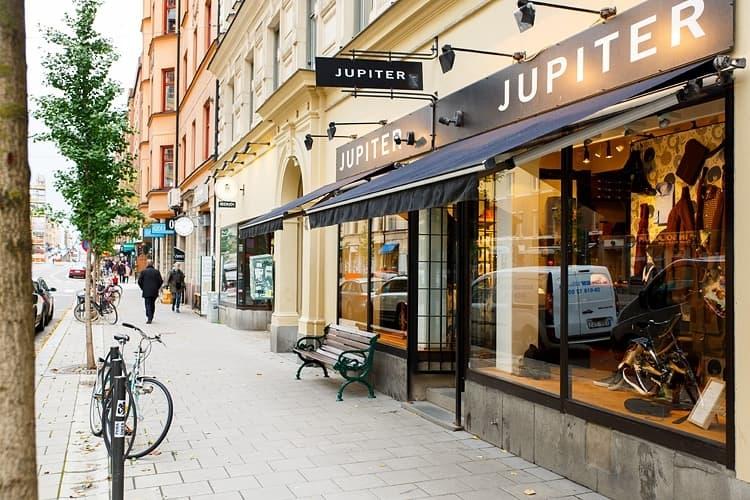 jupiter stockholm