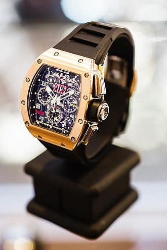 LuxuryWatches Grev Turegatan