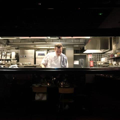 Öppet kök – Bild från Malmen Restaurang & Cocktailbar av Fredrik J.