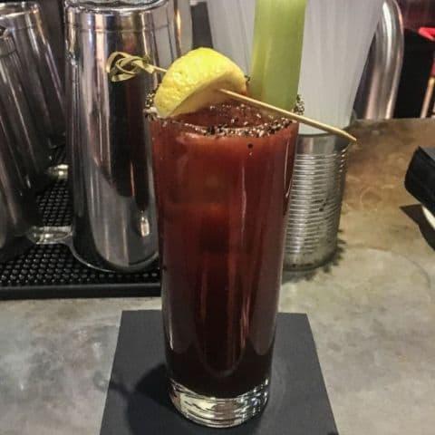 Bloody Mary – Bild från Malmen Restaurang & Cocktailbar av Fredrik J.
