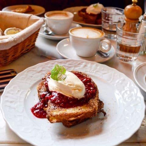 French toast till frukost – Bild från Nytorget 6 av Ida A.