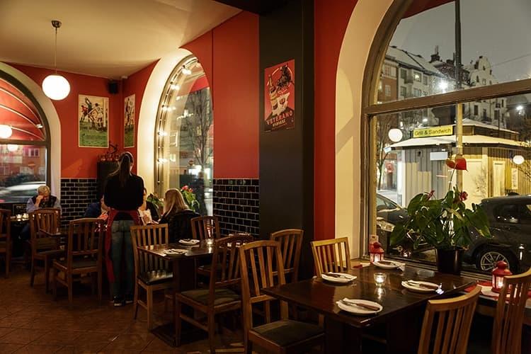 Puerta del sol restaurang vasastan stockholm thatsup for Av puerta del sol