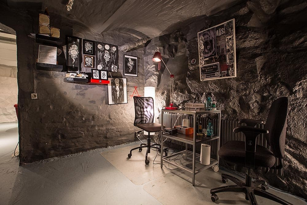 Stockholmink tattoo studio tattoo studio vasastan for Best interior design studios