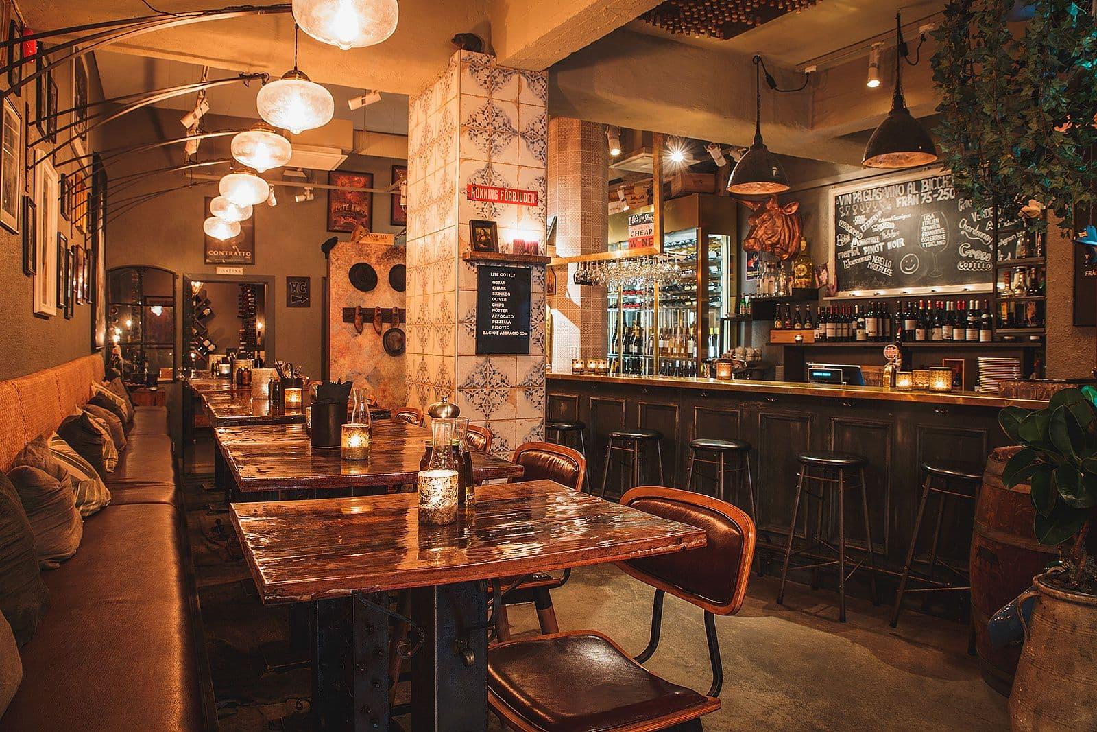 Första Dejten Restaurang Göteborg